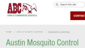 ABC Mosquito Control